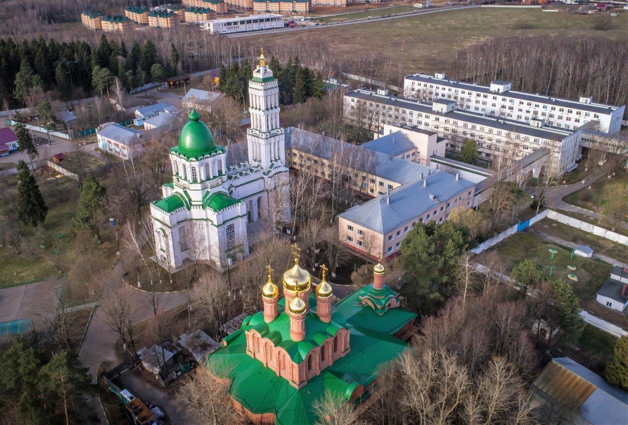 Князь-Владимирский женский монастырь в Филимонках