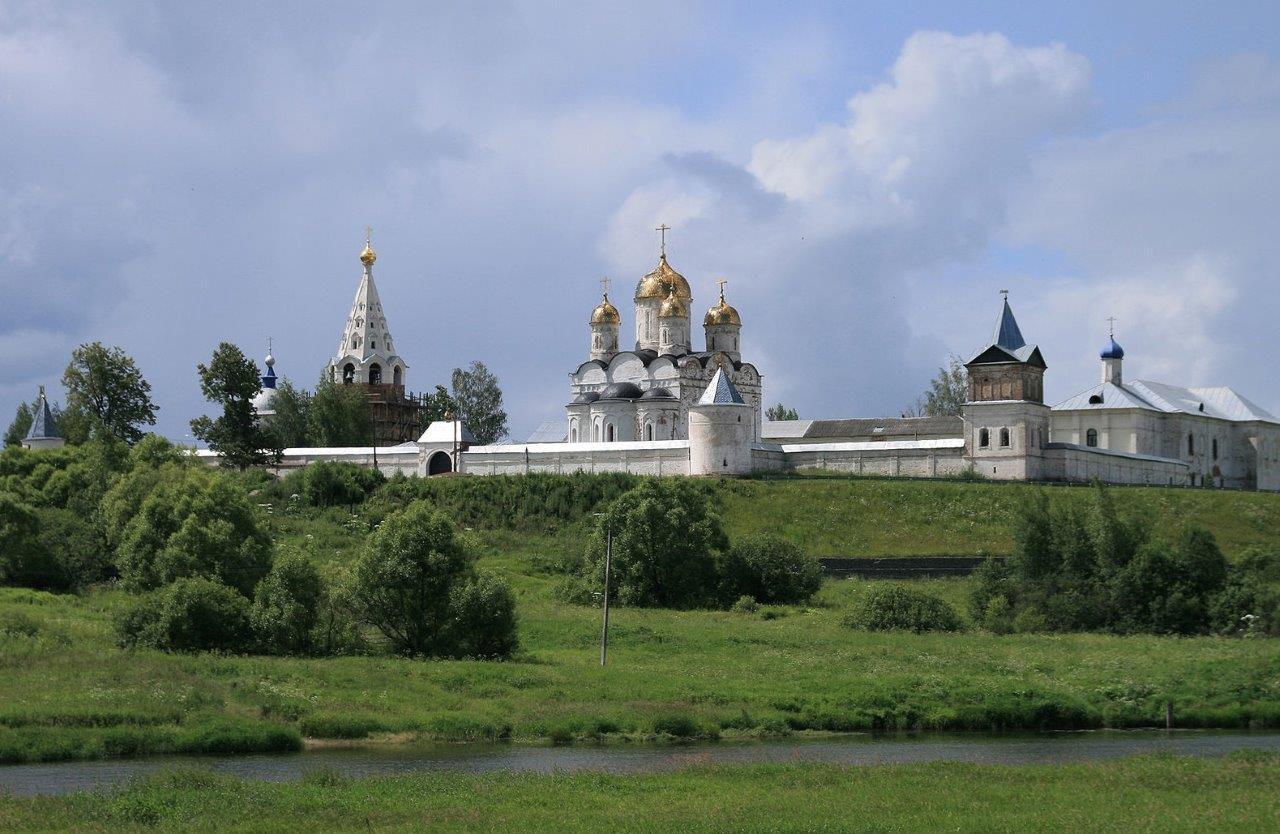 Лужецкий Ферапонтов Монастырь в Можайске