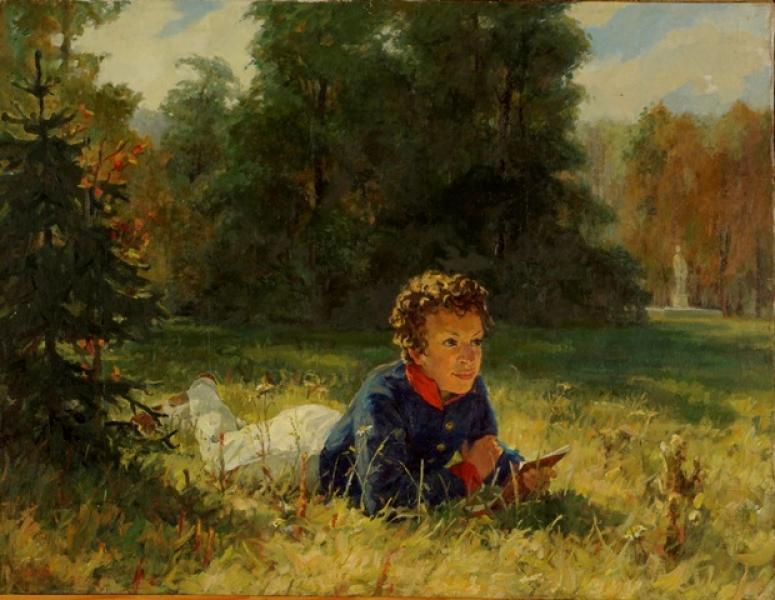а с пушкин биография для детей